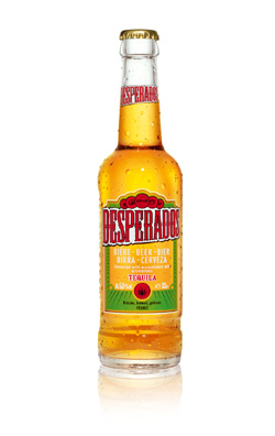 Desperados: idealni pivo na divokou party