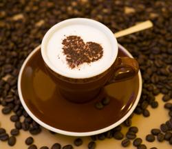 ilustracni foto - cappuccino